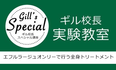 ギル校長の実験教室【エフルラージュ編】