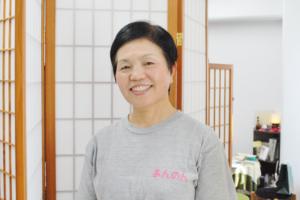 田近 眞智子さん