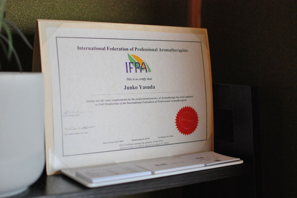 IFPA資格