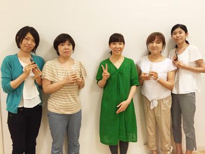 大阪校5月期 アロマライフ入門講座が終了しました!