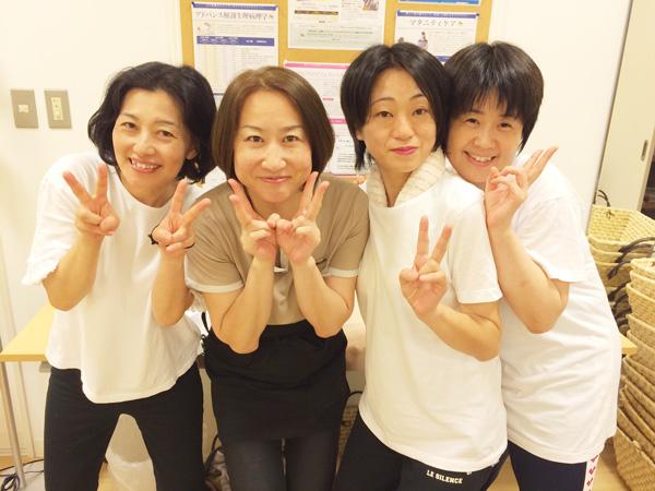 クイックボディケア7月期大阪校